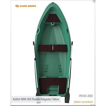 KOLİBRİ  RKM 250 Plas. Poli. Polyester Tekne