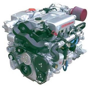 STEYR 110 HP TURBO DİZEL DENİZ MOTORU-MO 114 K 33-(ŞANZIMANLI)