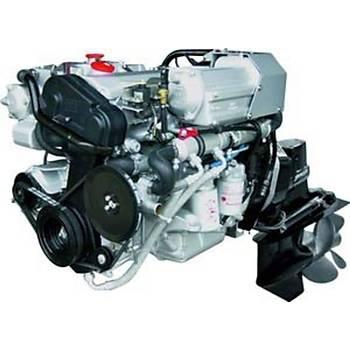 STEYR 250 HP TURBO DİZEL DENİZ MOTORU-MO 256 H 45-(KUYRUKLU)
