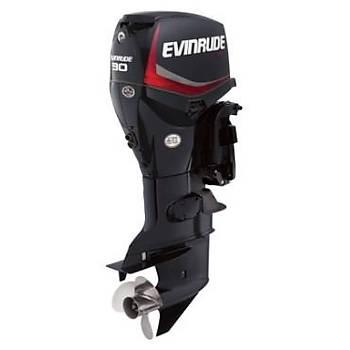 EVINRUDE E-TEC 90 HP MARŞLI TRİMLİ UZUN ŞAFT PERFORMANS DİREKSİYON SİSTEMLİ DENİZ MOTORU-E90HSL/E90HGL