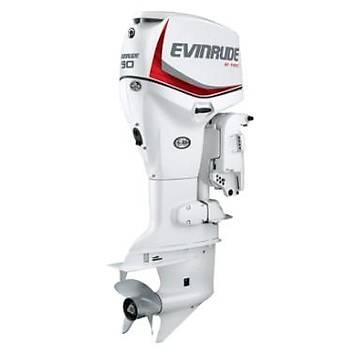 EVINRUDE E-TEC 90 HP MARŞLI TRİMLİ EXTRA UZUN ŞAFT DİREKSİYON SİSTEMLİ DENİZ MOTORU-E90DPX/E90DGX