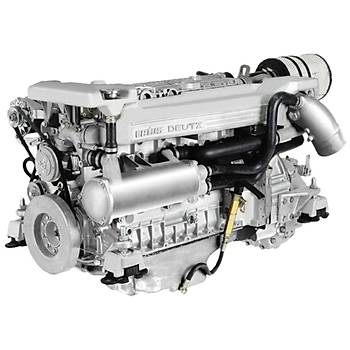 VETUS 170 HP TURBO DİZEL DENİZ MOTORU-DT 66 TURBO ŞARJLI-