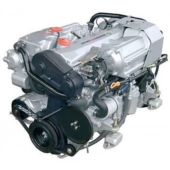 STEYR 212 HP TURBO DİZEL DENİZ MOTORU-MO 236 K 42-(ŞANZIMANLI)
