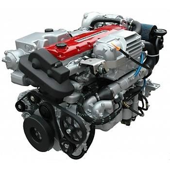 STEYR 170 HP TURBO DİZEL DENİZ MOTORU-MO 174 V 40-(ŞANZIMANLI)