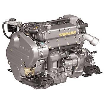 Yanmar Dizel Deniz Motoru 53 Hp Mekanik Þanzýman