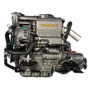 Yanmar Dizel Deniz Motoru 29 Hp Mekanik Þanzýman