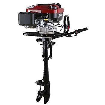 Tomking TK139FD Dıştan Takmalı Motor 7 Hp-İPLİ MODEL-