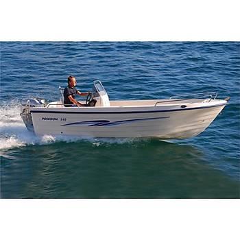 Poseidon 510T Fish Tekne