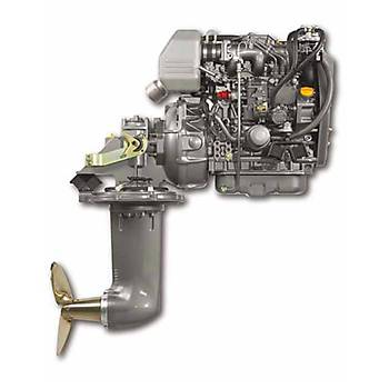 Yanmar Dizel Deniz Motoru 39 Hp Mekanik Þanzýman Yelken Kuyruklu