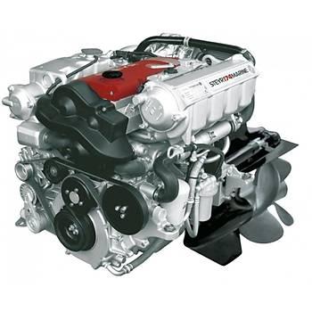 STEYR 170 HP TURBO DİZEL DENİZ MOTORU-MO 174 V 40-(KUYRUKLU)