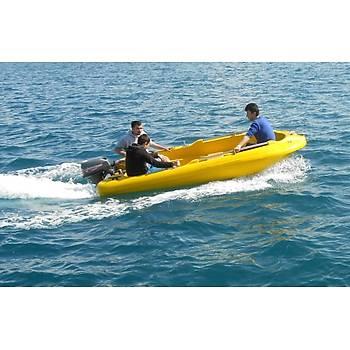 RotoBoat - 3.55 Polietilen Tekne
