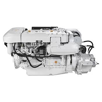 Yanmar Dizel Deniz Motoru 530 Hp Hidrolik Şanzıman