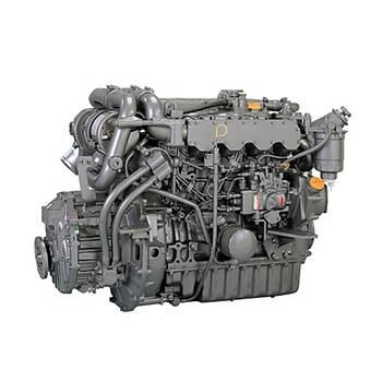 Yanmar Dizel Deniz Motoru 75 Hp Hidrolik Şanzıman