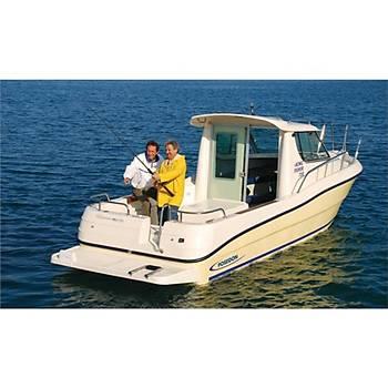 Poseidon King Fisher 720 Inboard Diesel Tekne