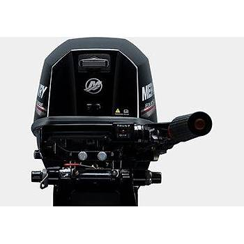 MERCURY 9.9 HP DENİZ MOTORU(DÖRT ZAMANLI UZUN ŞAFT MANUEL)-F 9.9 ML-