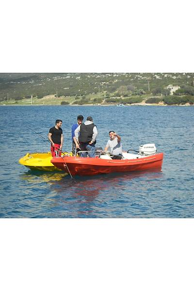 RotoBoat - 4.30 Polietilen Tekne