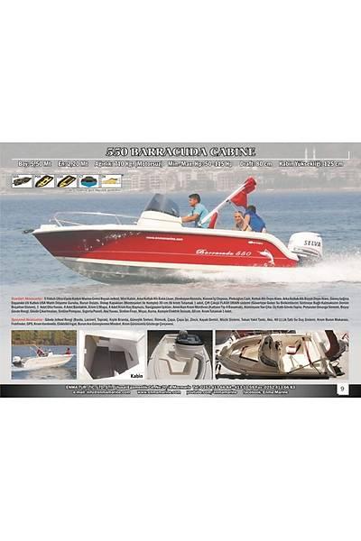 ENMA 550 BARRACUDA