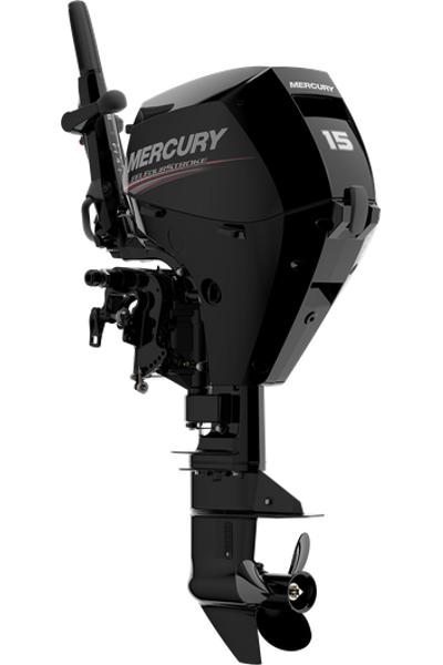 MERCURY 15 HP DENÝZ MOTORU(DÖRT ZAMANLI UZUN ÞAFT MANUEL)-F 15 ML EFI-