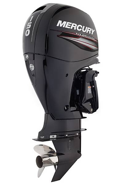 MERCURY 150 HP DENÝZ MOTORU ANALOG(DÖRT ZAMANLI UZUN ÞAFT MARÞLI TRÝMLÝ DÝREKSÝYON SÝSTEMLÝ)-F 150 L EFI-