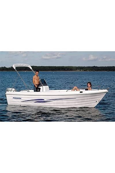 Poseidon 550T Fish Tekne