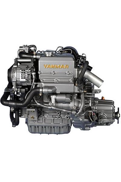 Yanmar Dizel Deniz Motoru 21 Hp Mekanik Þanzýman
