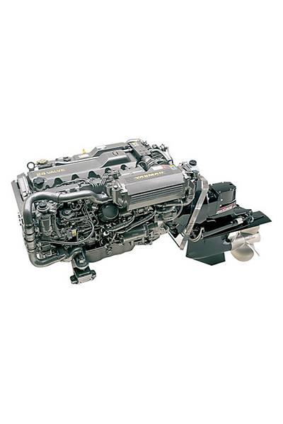 Yanmar Dizel Deniz Motoru 315 Hp Hidrolik Þanzýman Kuyruklu