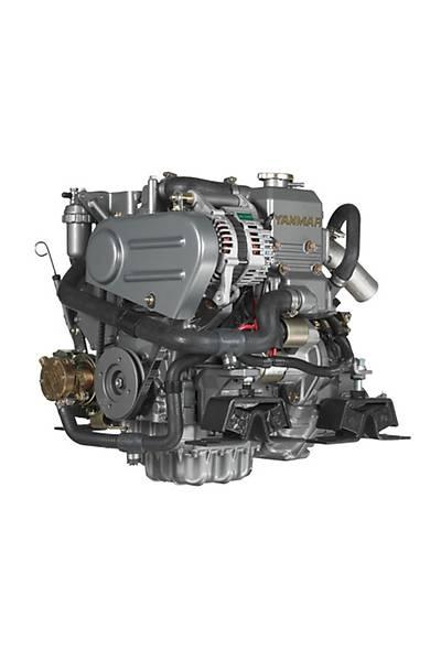 Yanmar Dizel Deniz Motoru 14 Hp Mekanik Þanzýman