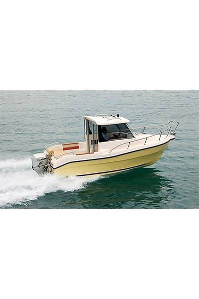 Poseidon King Fisher 570 Tekne