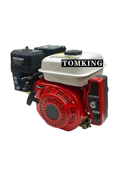 Tomking Tk750E Benzinli Marþlý Motor 7,5 Hp