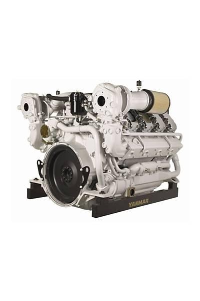 Yanmar Dizel Deniz Motoru 900 Hp Hidrolik Þanzýman