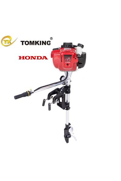 Tomking TK140H Honda Gx35 Tekne Motoru-1.5 HP-