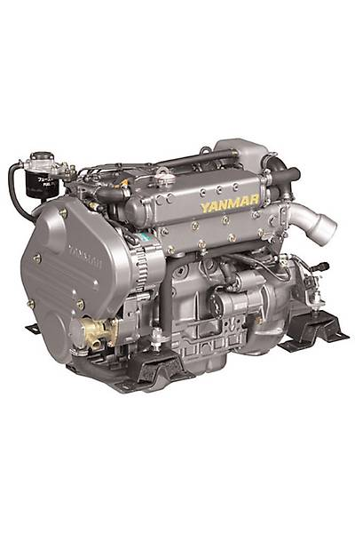 Yanmar Dizel Deniz Motoru 39 Hp Mekanik Þanzýman