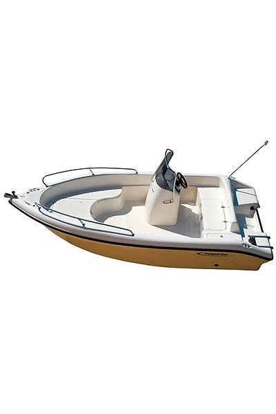 Poseidon Blu Water 480 N/E Tekne