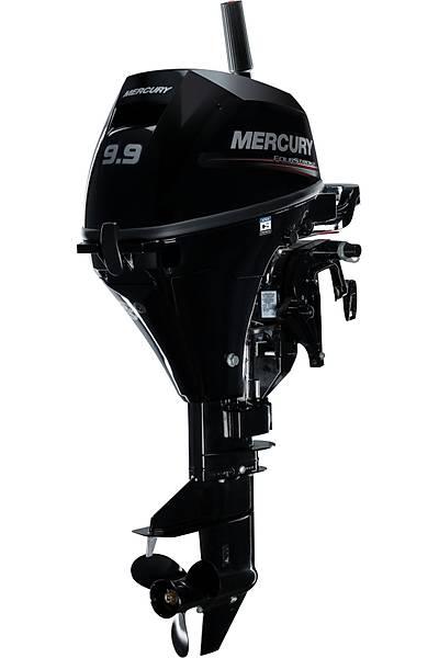 MERCURY 9,9 HP DENÝZ MOTORU(DÖRT ZAMANLI KISA ÞAFT MANUEL)-F 9.9 M-