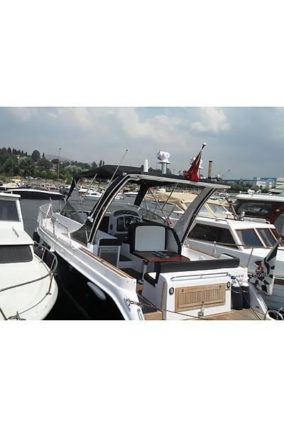 Safter 850 Martý Kamaralý Tekne