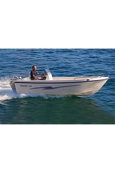 Poseidon 495T Fish Tekne