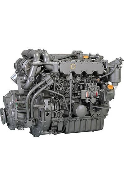 Yanmar Dizel Deniz Motoru 125 Hp Hidrolik Þanzýman
