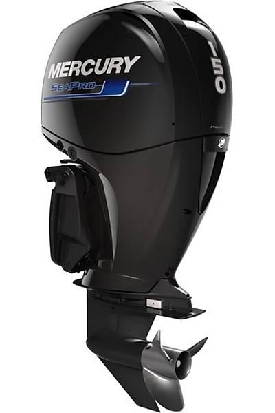 MERCURY 150  HP DENÝZ MOTORU SEAPRO SMART CRAFT (DÖRT ZAMANLI UZUN ÞAFT MARÞLI TRÝMLÝ DÝREKSÝYON SÝSTEMLÝ)-F150 L EFI- SMART CRAFT