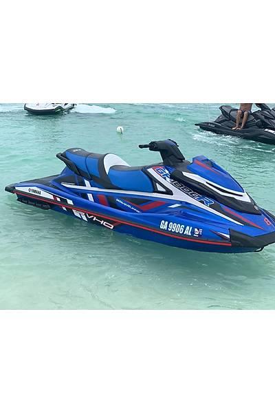 Yamaha GP1800R SVHO 4 Zamanlý Deniz Motosikleti  2020