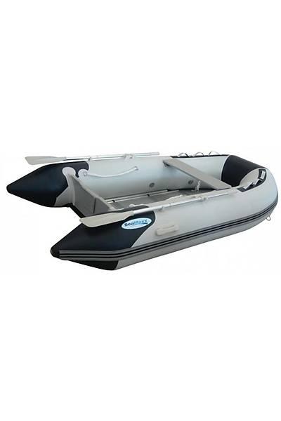 SeaMaxx 340 Ahþap Tabanlý Þiþme Bot