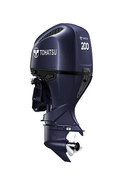 TOHATSU 200  HP X LONG MARÞLI TRÝMLÝ DÝREKSÝYON SÝSTEMLÝ 4 ZAMANLI EFI-BFT 200 D XU-