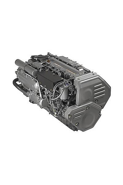 Yanmar Dizel Deniz Motoru 380 Hp Hidrolik Þanzýman