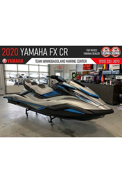 Yamaha  FX CR HO 4 Zamanlý Deniz Motosikleti 2020