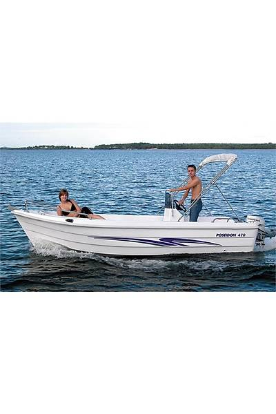 Poseidon 470T Fish Tekne