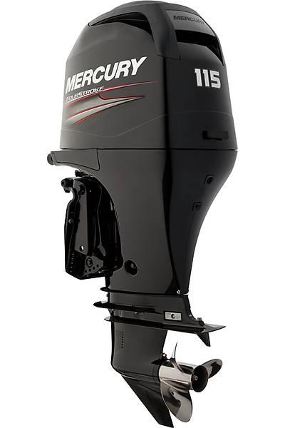 MERCURY 115 HP DENÝZ MOTORU(DÖRT ZAMANLI UZUN ÞAFT MARÞLI TRÝMLÝ DÝREKSÝYON SÝSTEMLÝ)-F 115 ELPT EFI CT-