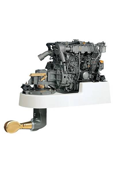 Yanmar Dizel Deniz Motoru 75 Hp Mekanik Þanzýman Yelken Kuyruklu