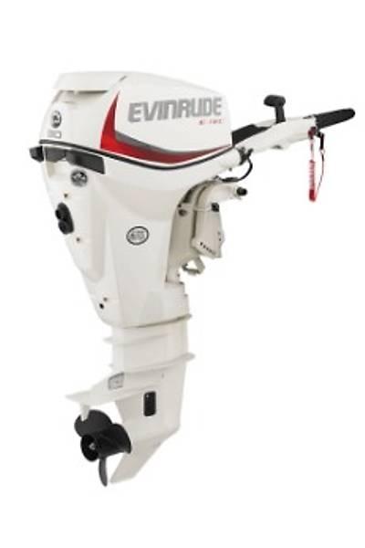 EVINRUDE E-TEC 30 HP UZUN ÞAFT MANUEL  DENÝZ MOTORU-E30DRSL/DGRL