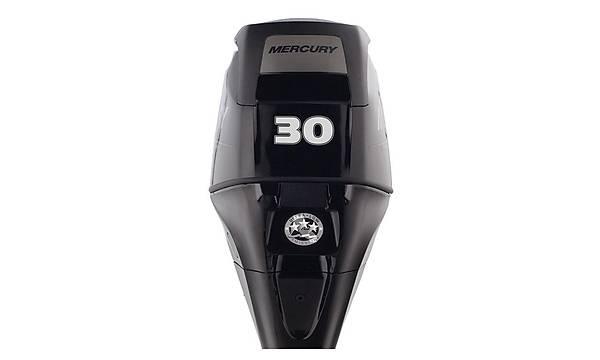 MERCURY 30 HP DENÝZ MOTORU(DÖRT ZAMANLI UZUN ÞAFT MANUEL GAZ ASÝSTLÝ)-F 30 ML GA EFI-