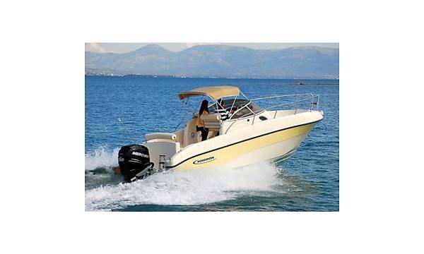 Poseidon Cruiser 755 Sundeck Tekne