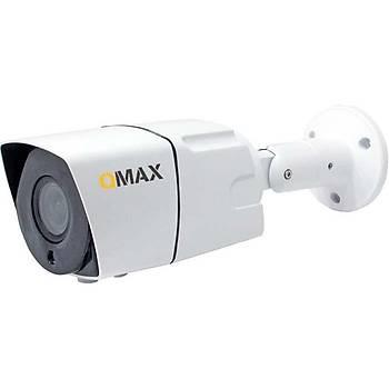 QX-6344BHE28 3 MP 1/2.7 Sony Starvis Sensor 8 White Led 2.8-12 mm Varifocal Lens H265+ Bullet Ip Kamera